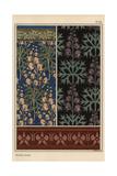 Monks Hood in Art Nouveau Patterns Giclee Print by Eugene Grasset