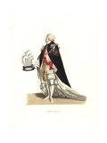 George, Prince of Wales, 18th Century Giclee Print by Edmond Lechevallier-Chevignard