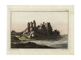 Chunar Fort on the Ganges in India Giclee Print by Robert von Spalart
