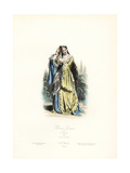 Greek Princess, 1820 Giclee Print by Polydor Pauquet