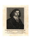 John Gamble, Professor of Music Giclee Print by T. Cross