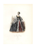 Anne Boleyn, Wife of King Henry VIII of England Giclee Print by Polydor Pauquet