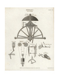Clockwork Mechanism Giclee Print by Wilson Lowry