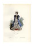 Polish Princess, 17th Century Giclee Print by Polydor Pauquet