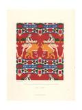 Silk Embroidery Giclee Print by Jakob Heinrich Hefner-Alteneck