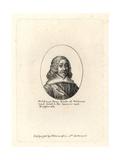 Mildmay Fane, Earl of Westmoreland Giclee Print by Wenceslas Hollar