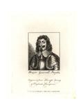 Sydenham Poyntz, Mercenary, Major General of the Parliament Giclee Print
