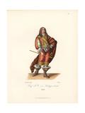 Graf Von Schlippenbach Giclee Print by Jakob Heinrich Hefner-Alteneck