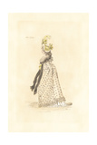 English Woman in the Fashion of November 1795 Giclee Print by Auguste Etienne Guillaumot