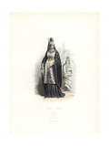Arab Woman, 18th Century Giclee Print by Polydor Pauquet