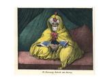 Alameen-Ben Mohammed El Kanemy, Sheik of Bornu (1776-1837) Giclee Print