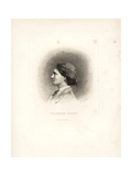 Portrait of Victorien Sardou, French Dramatist Giclee Print by Auguste Etienne Guillaumot
