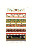 Murals from Pompeii and Heraculaneum Giclee Print by Wilhelm Zahn