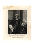 Sir Joseph Jordan, Admiral, 1672 Giclee Print by Sir Peter Lely