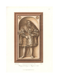Portrait of Ludwig X, Duke of Bavaria Giclee Print by Jakob Heinrich Hefner-Alteneck