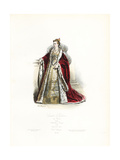 Grand Duchess of Venice Giclee Print by Hippolyte Pauquet