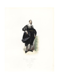 Gustavus Aldolphus, King of Sweden, 17th Century Giclee Print by Hippolyte Pauquet