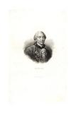 Georges-Louis Leclerc, Comte De Buffon Giclee Print