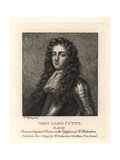 Lord John Cutts, General and Poet Giclee Print by W. Wissing