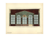 Shopfront to Nitot's Jewelry Shop, Paris, Circa 1880 Giclee Print by Hector-Martin Lefuel