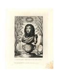 Richard Lovelace, Army Colonel and Poet Giclee Print by Francis Lovelace