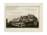Gwalior Fort, Madhya Pradesh, India, 8th Century Giclee Print by Robert von Spalart