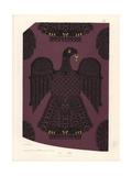 Medieval Eagle Regalia Giclee Print by Jakob Heinrich Hefner-Alteneck
