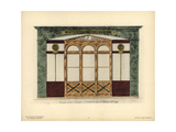 Shopfront of an Armorer, 251 Rue St Honore, Paris, Circa 1800 Giclee Print by Hector-Martin Lefuel