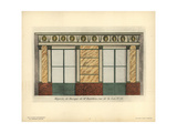 Shopfront of Boieldieu's Music Store, Paris, Circa 1800 Giclee Print by Hector-Martin Lefuel