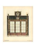 Shopfront of Fargeon's Perfumery, Paris, Circa 1800 Giclee Print by Hector-Martin Lefuel