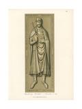 Antiking Rudolf Giclee Print by Jakob Heinrich Hefner-Alteneck