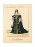 Empress Alexandra Feodorovna, 19th Century Giclee Print by Thomas Hailes Lacy