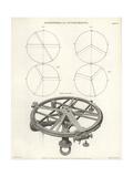 Josef De Mendoza Y Rios's Refinement to the Reflecting Circle Giclee Print by J. Farey
