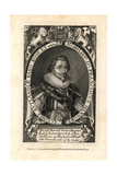 Francis Manners, Earl of Rutland, Baron Ross of Ham Giclee Print