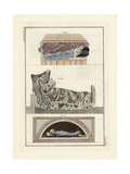 Anglo Saxon and Danish Beds Giclee Print by Robert von Spalart