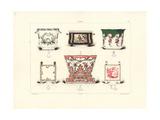 Garden Porcelain Giclee Print by Edouard Garnier