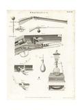 Pneumatics of an Air Rifle Giclee Print by Wilson Lowry