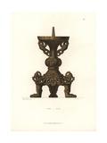 Candlestick Giclee Print by Jakob Heinrich Hefner-Alteneck