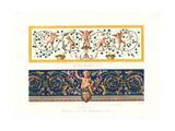 Murals in the Palazzo Del Te, Mantua, Italy Giclee Print by Wilhelm Zahn