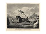 Antonio Franconi, the Equestrian Acrobat, 1800 Giclée-Druck von Carle Vernet