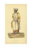 Mussulman or Muslim Man Giclee Print