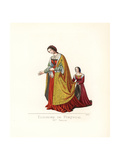 Eleanor of Portugal, Consort of Frederick Iii, Holy Roman Emperor Giclee Print by Paul Mercuri