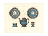 Porcelain Service for the Empress of Russia 1778 Giclee Print by Edouard Garnier