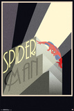 Spider-man - Retro Print