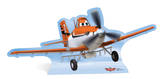 Dusty - Disney Pixar Planes Pappfigurer