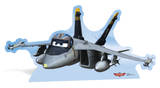 Bravo - Disney Pixar Planes Cardboard Cutouts