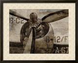 Vintage Propeller Prints by Dylan Matthews