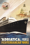 Travel in Style II Posters by  The Vintage Collection