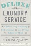 Laundry I Affiches par  The Vintage Collection