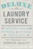 Laundry I Prints by  The Vintage Collection